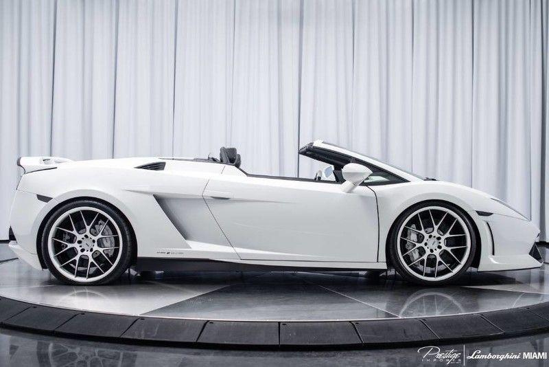 2013 Lamborghini Gallardo Spyder Cars Lamborghini Lamborghini