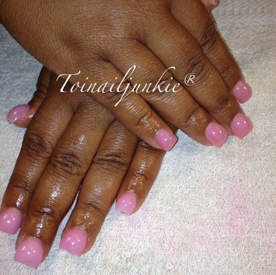 Bubble Hump Nails With Images Ombre Nail Colors Bubble Nails