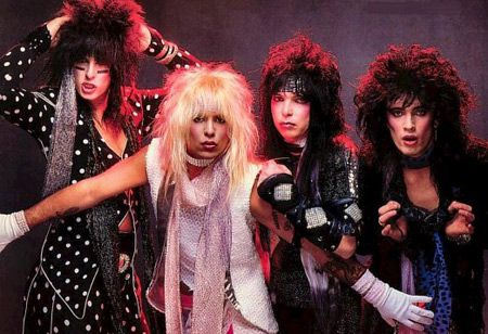 top 14 hair metal bands | Motley Crue | Pinterest | Hair metal ...