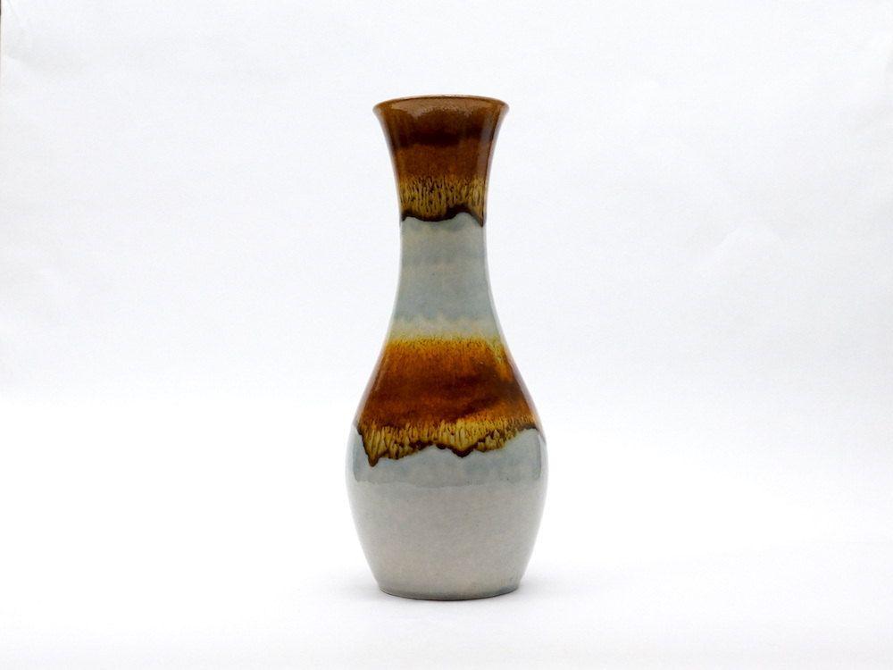 Vintage Ü-Keramik, Uebelacker, Übelacker Vase, West Germany ceramics, Pale blue Vase, German pottery, Mid Century art pottery by EllaOsix on Etsy