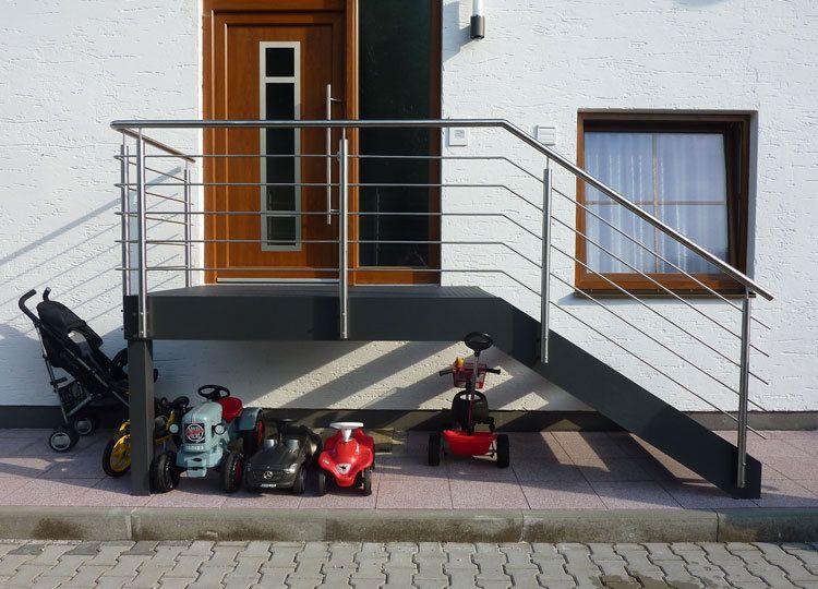 Außentreppe Geländer Selber Bauen Wendeltreppe Für Innen Und Außen