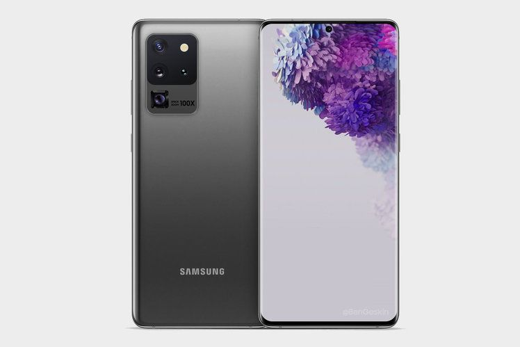 Samsung Galaxy S20 Ultra taking leaf from iPhone 11 Pro book