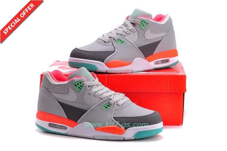 cheaper f0f4d 5e575 How To Get Cheap Leather Nike Air Flight 89 306252-023 Grey