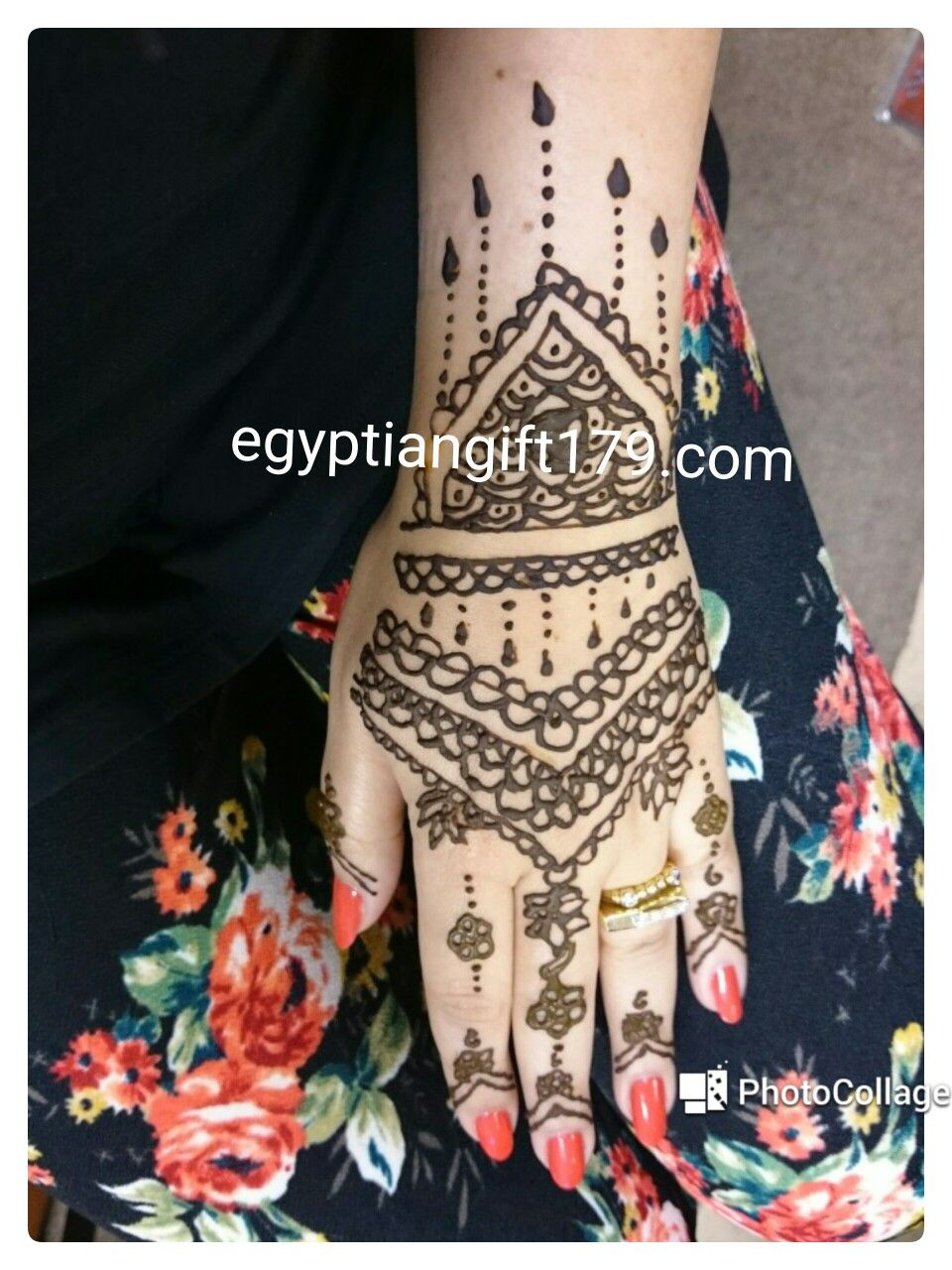 Egyptian gift corner henna shop henna henna kit