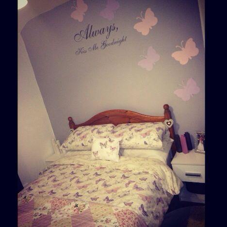 Alway's Kiss Me Goodnight