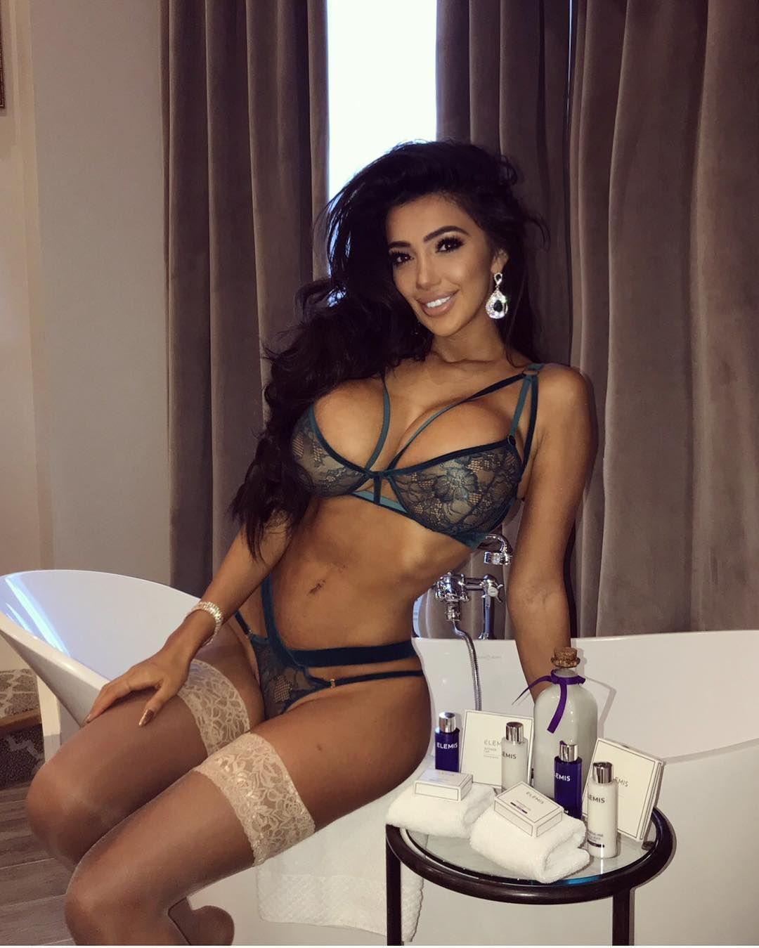 Watch Chloe Khan Sexy - 9 Photos video