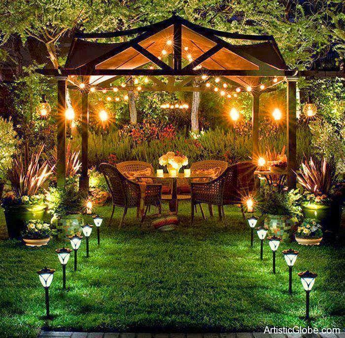25 ideas de dise os r sticos para decorar tu patio vida - Diseno patios ...