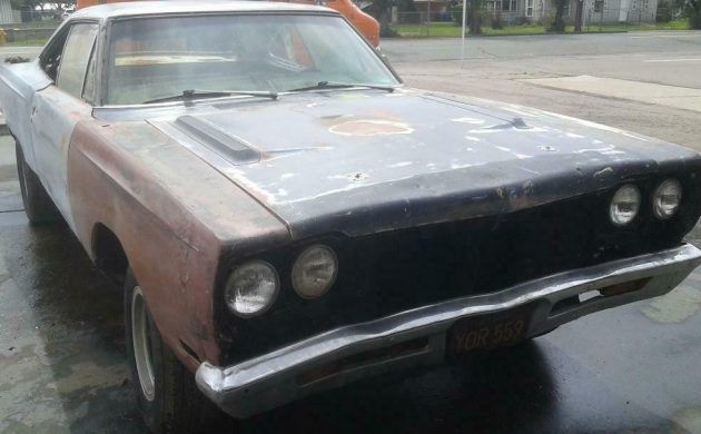 Black Plate Project: 1969 Plymouth GTX For Sale   AUTO