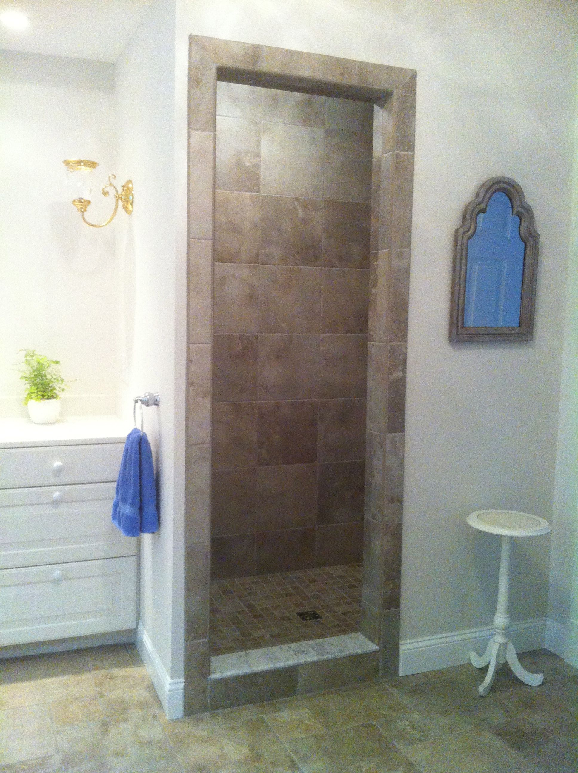 Modern Walk In Shower Design Walk In Shower Small Bathroom