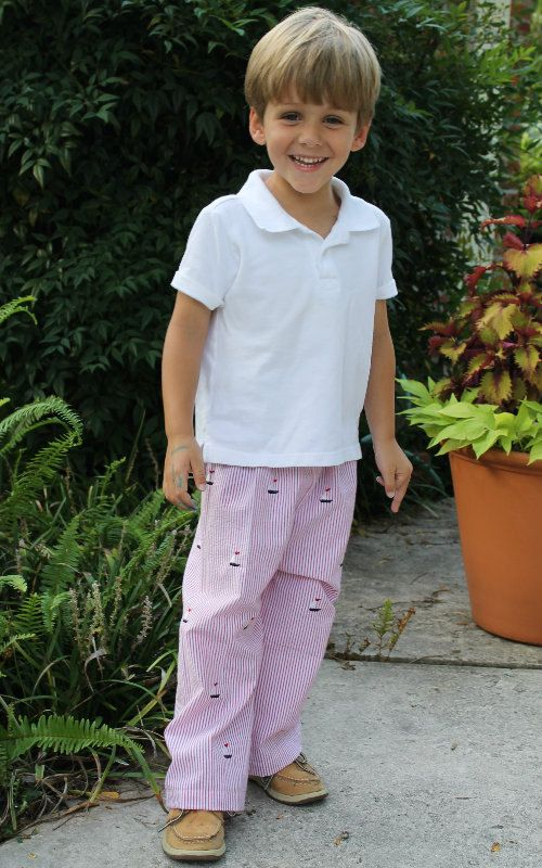 Boys Classic Fit Pants Sewing Patterns Sewing Pattern Sizes 3
