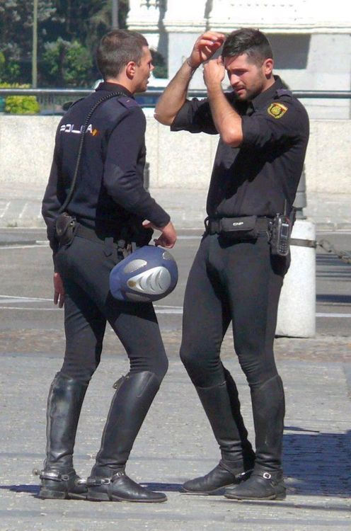 Hot male cops butts movie and gay police