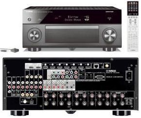The best home theater receivers priced from to yamaha aventage rx also rh pinterest