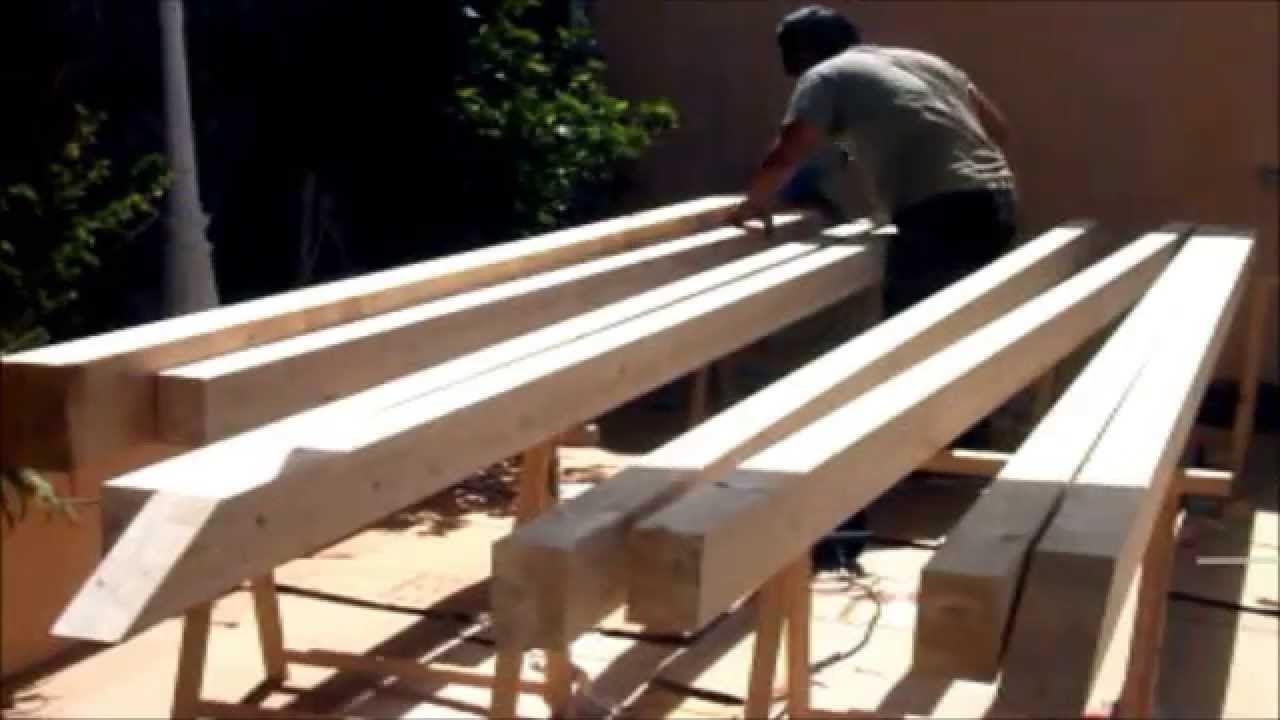Construir Una Pergola De Madera Paso A Paso