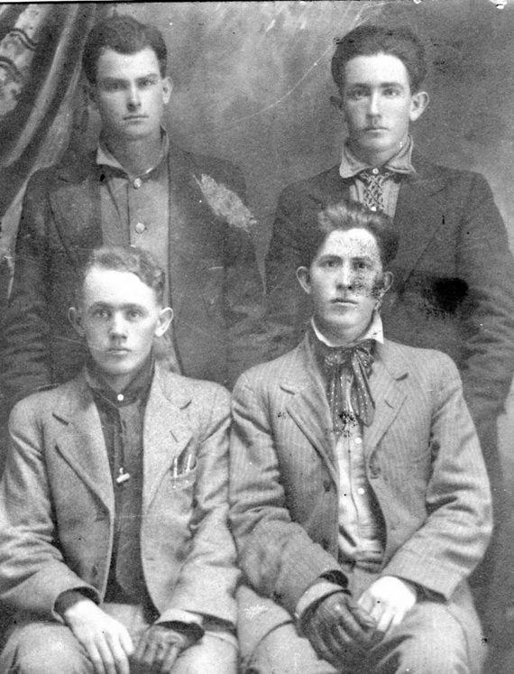 1920's hairstyles men 1920