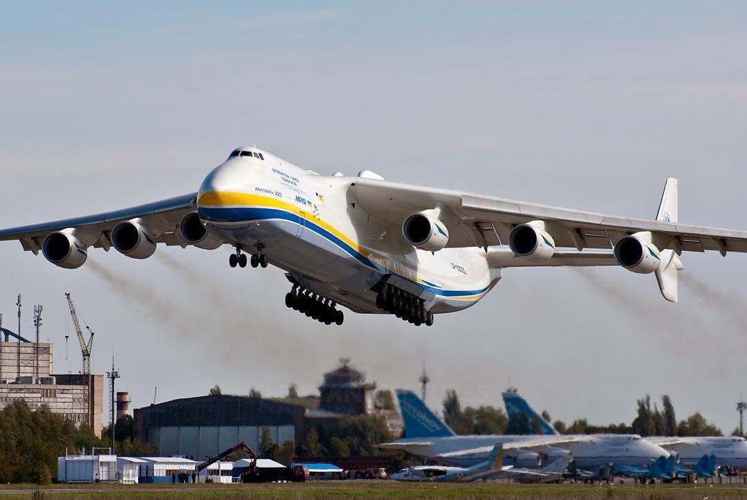 Antonov An225 Antonov An225 Mriya The Antonov An 225 Mriya Is A