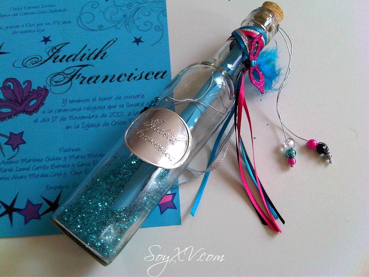 Soyxv xv a os y quincea eras invitaciones recuerdos y for Ideas para quinceaneras