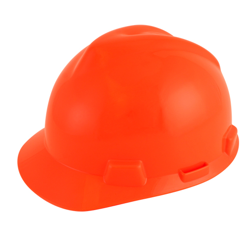 Msa 463945 V Gards Cap Style Hard Hat With Staz On Pin Lock Suspension Hard Hat Hats Hard Hats
