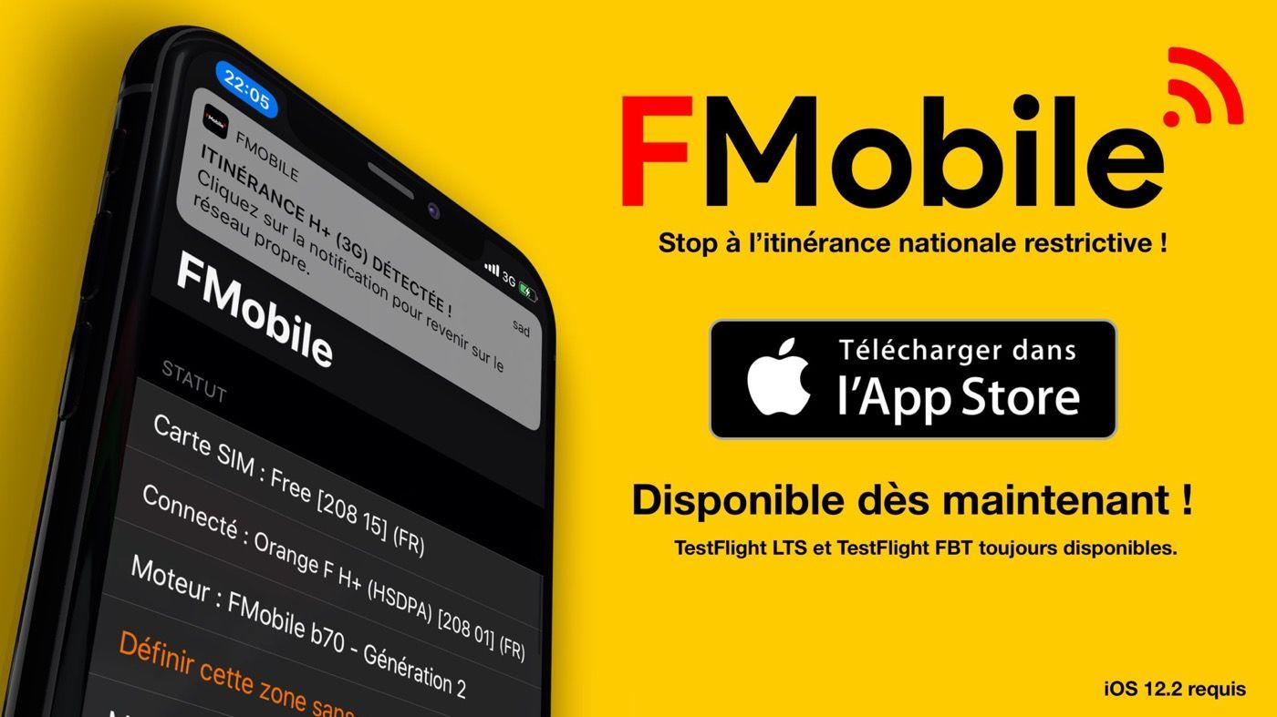 Free Mobile Fmobile Est Disponible Sur Iphone Pour Eviter