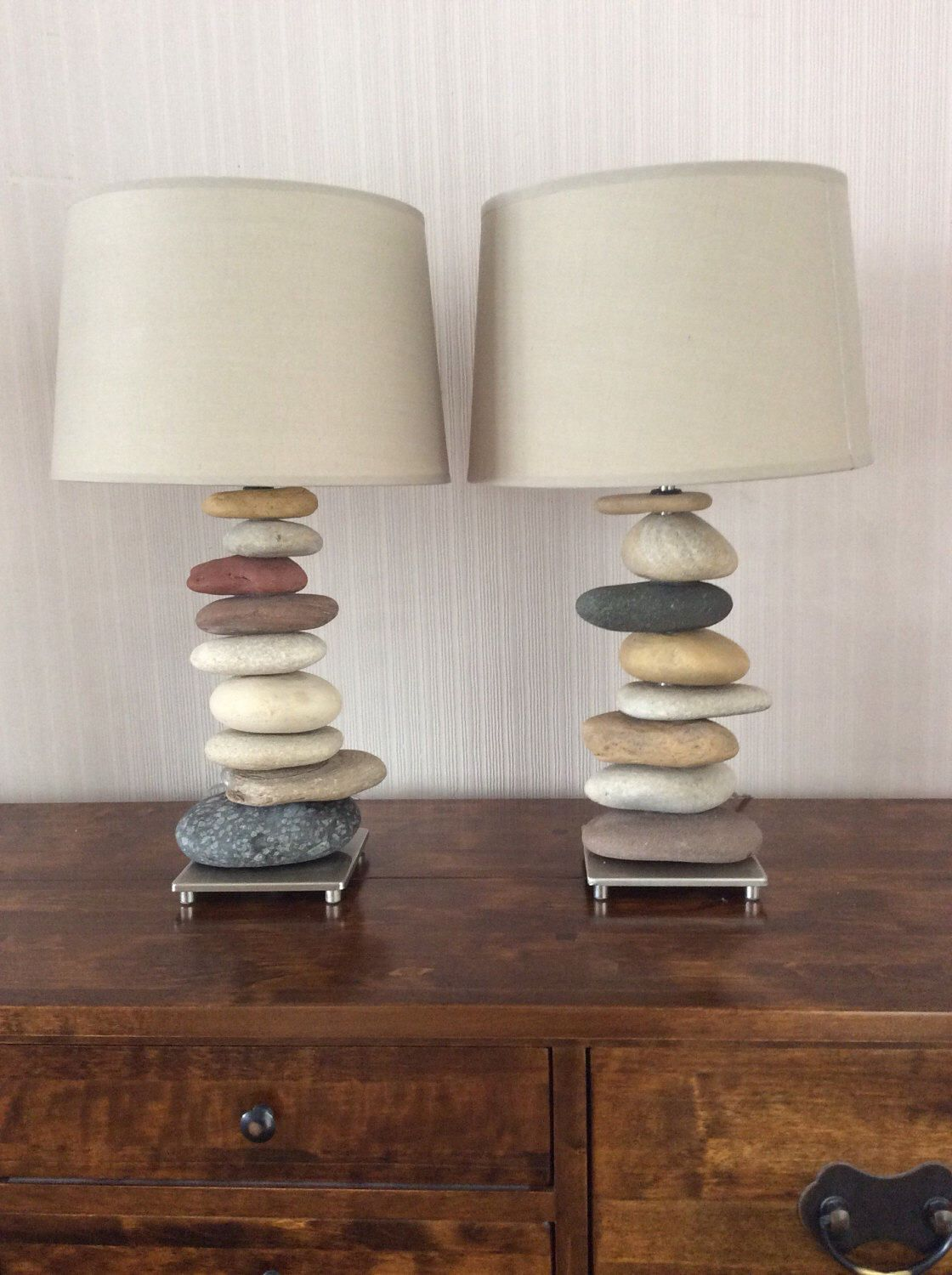 Love These As Bedside Lamps From My Etsy Https Www