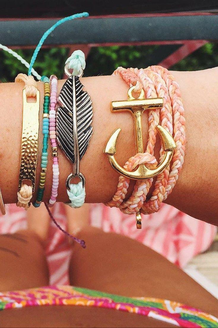 Every bracelet purchased from pura vida helps provide fulltime jobs