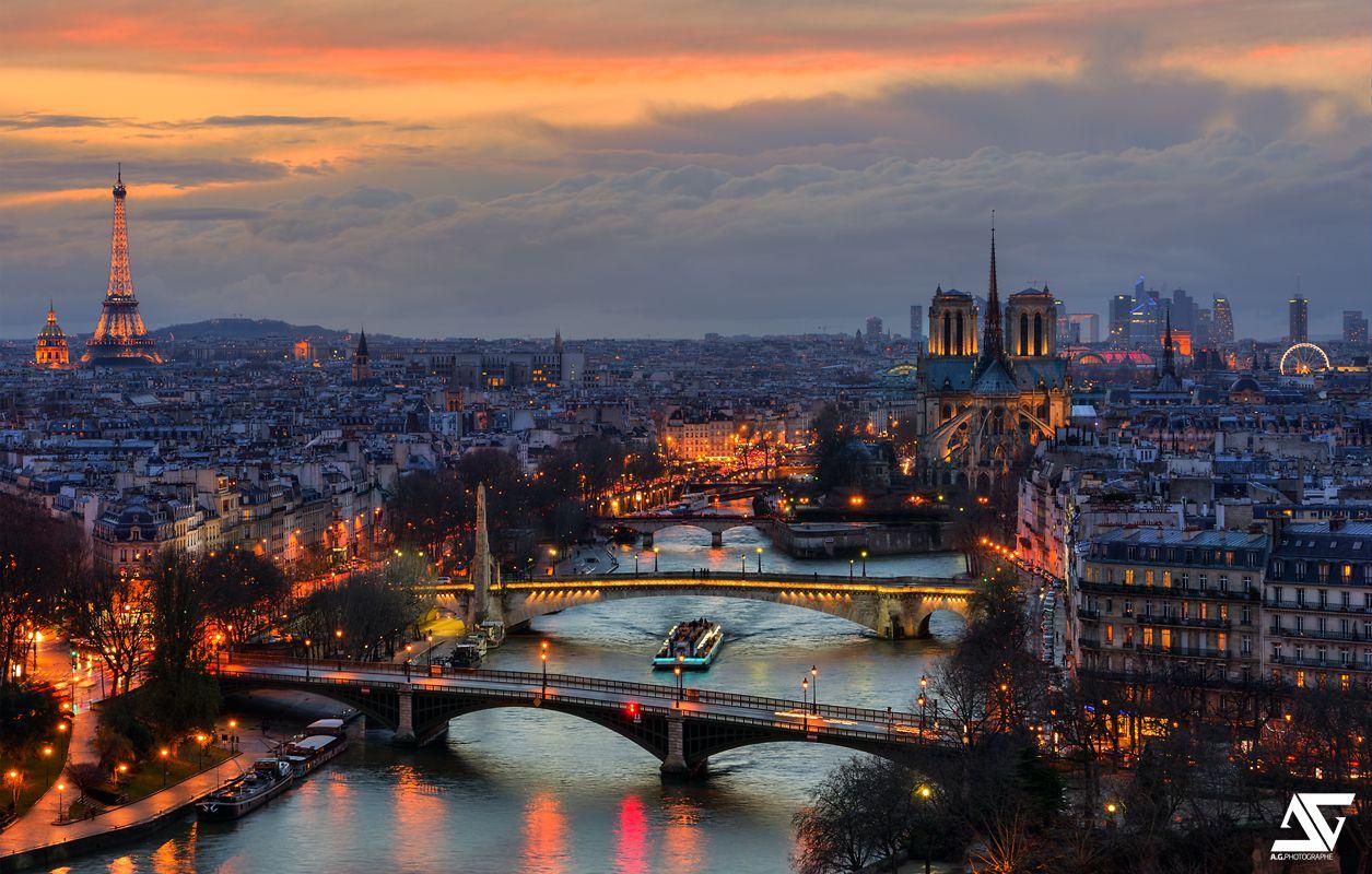 Paris ---> Amazing