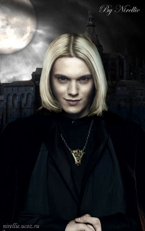 Caius Twilight Volturi Family | Jamie Campbell Bower/Jace