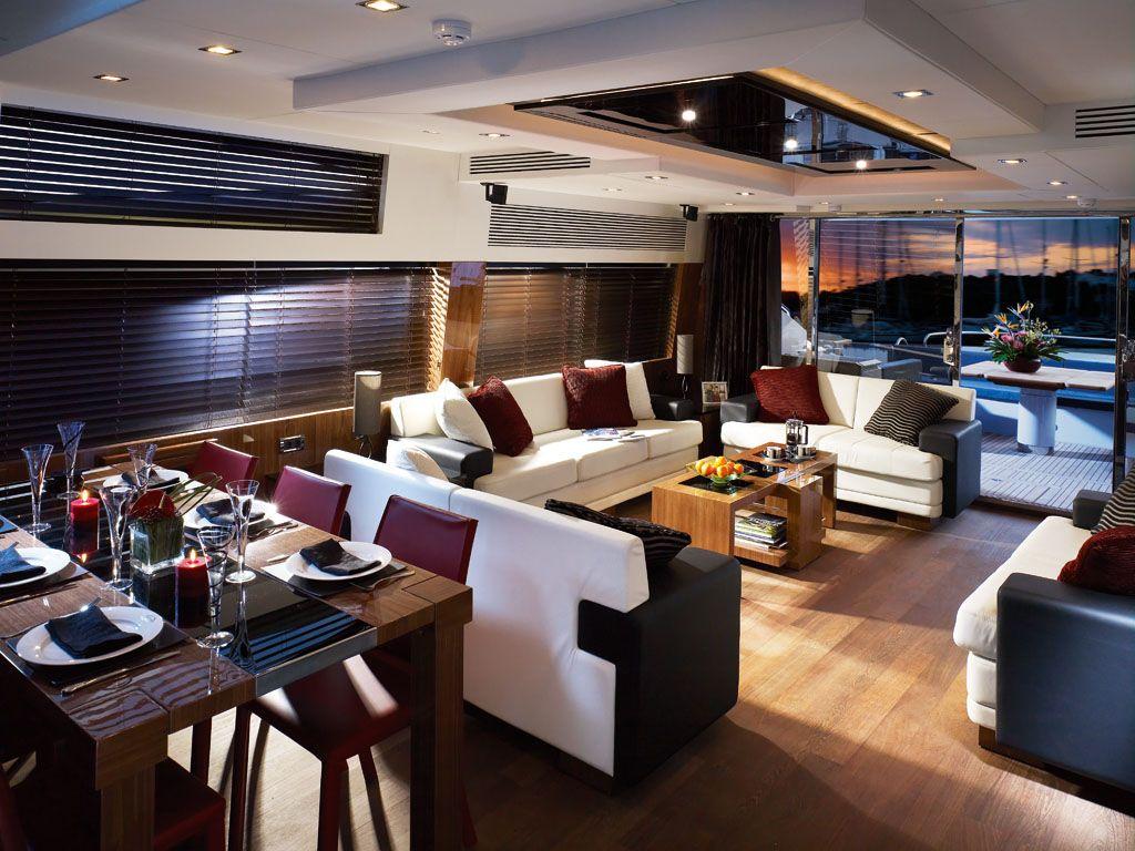 Innenarchitektur Yacht great interior yacht interior design