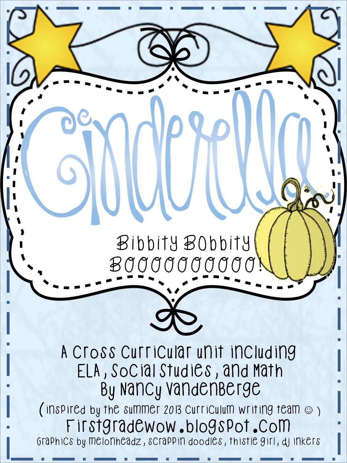 Link To Free 90 Page Literature Social Stu S Cinderella Unit