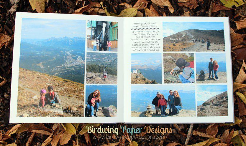Banff/Jasper Photobook