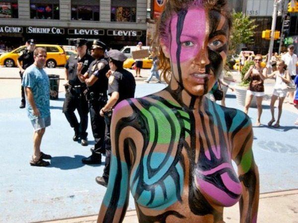 New york naked woman, portable porno free