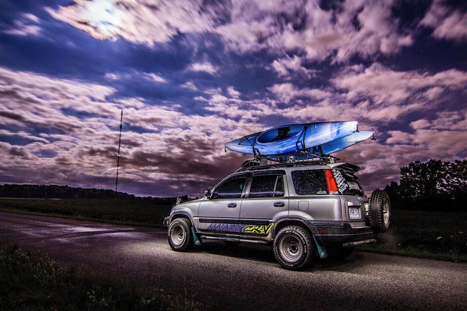 Billy Young S Awesome Honda Crv And His Amazing Photography Rd1 Love Honda Crv 4x4 Honda Crv Honda Pilot