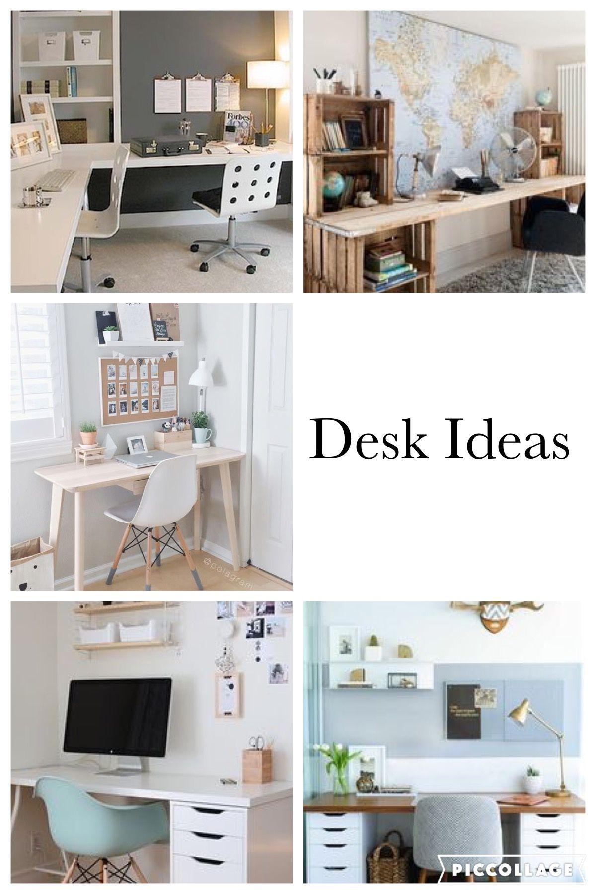 Inspiration for room/desk