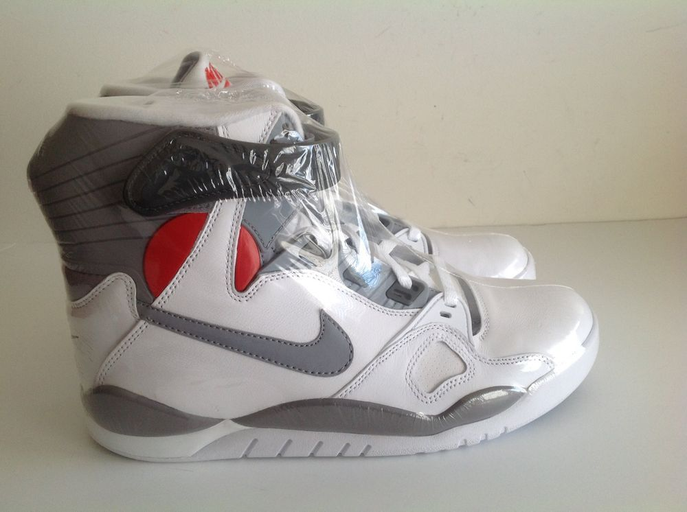 ee329ded47a1 Nike Air Pressure White Cement Grey 831279 100 size 11.5 via housakicks.  Click on the image to see more!