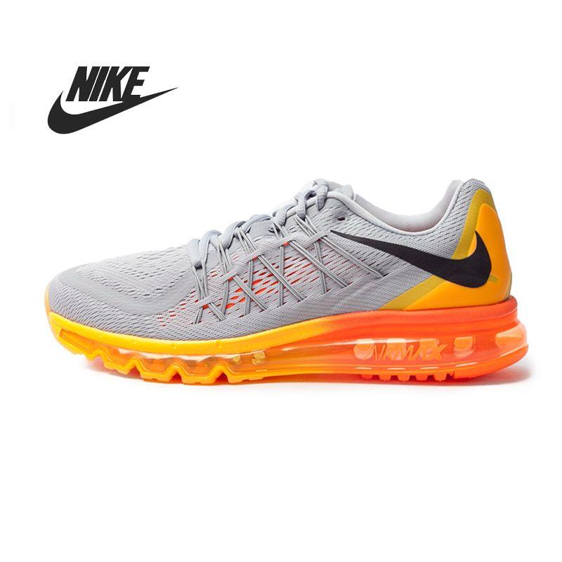Original Nike AIR MAX men's shoes 698902 running sneakers free shipping  http://ali