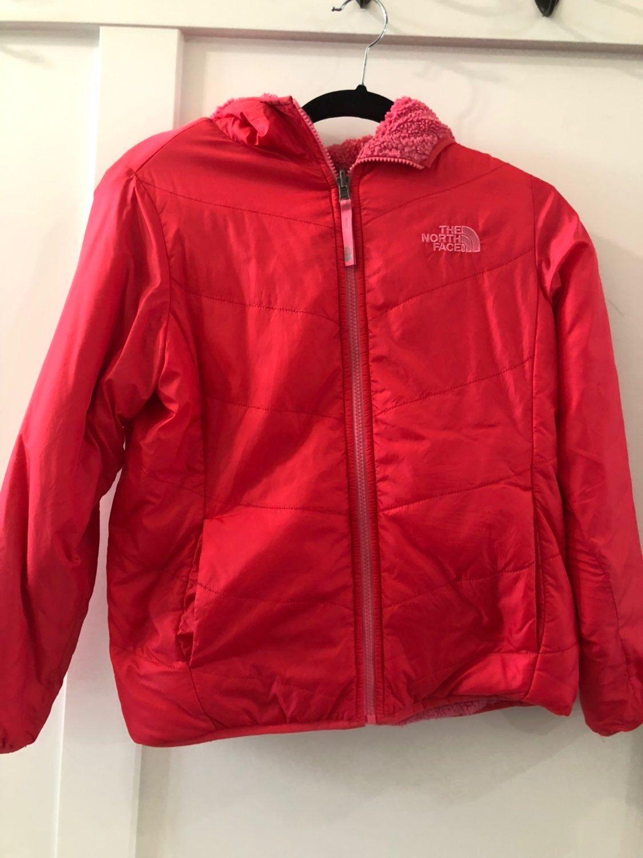 Girls Kids Large North Face Jacket Girls North Face Jacket Jackets North Face Coat [ 1500 x 1124 Pixel ]