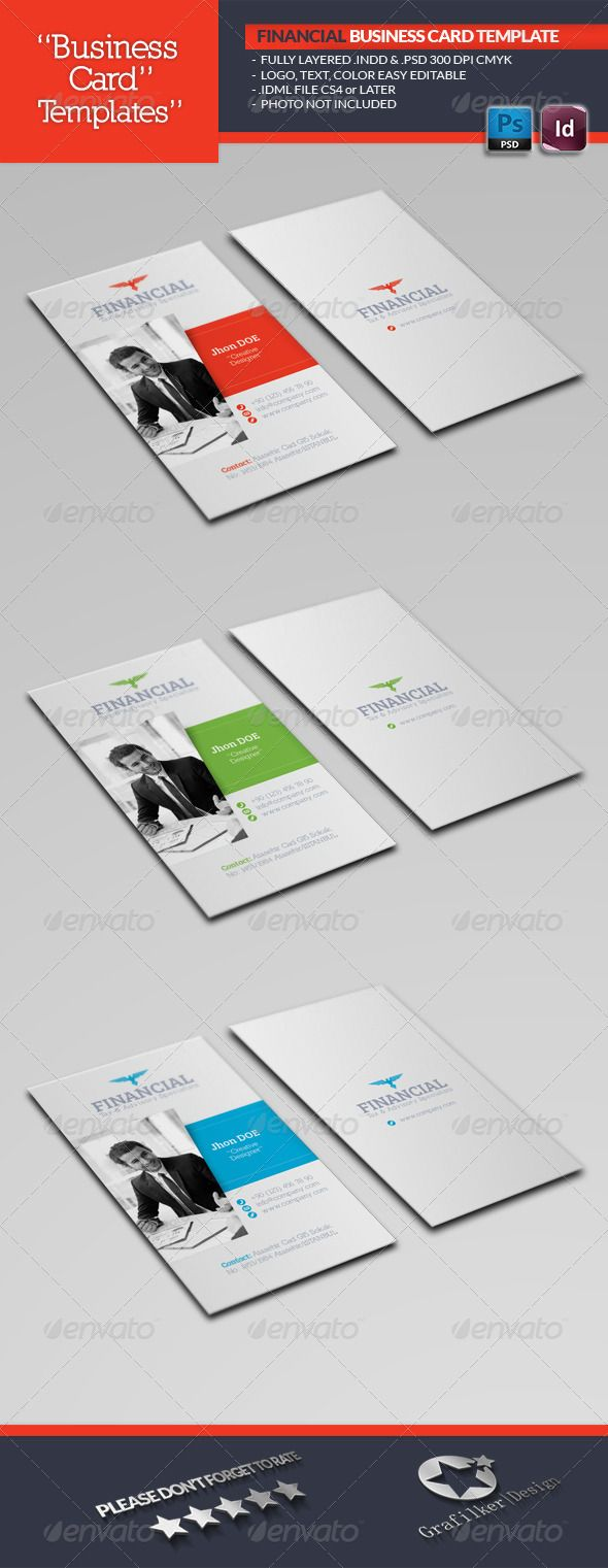 Financial business card template card templates business cards business card template business cards print templates download here httpsgraphicriveritemfinancial business card template5431846ref reheart Image collections