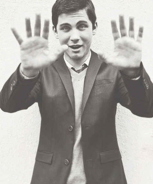 One of my favourite actors of all time | LOGAN LERMAN