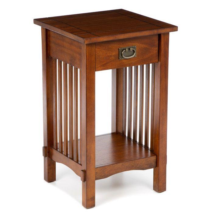 Surprising Oakcrest End Table With Storage In 2019 Home Decor Creativecarmelina Interior Chair Design Creativecarmelinacom