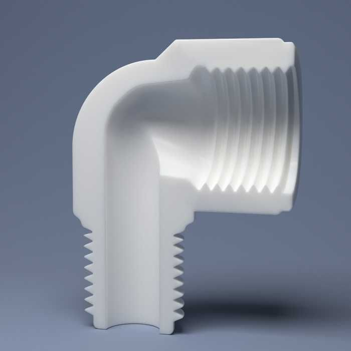 1 2 Pvc Sch 40 Socket X Mip 90 Elbow Pvc Fittings Sockets Pvc