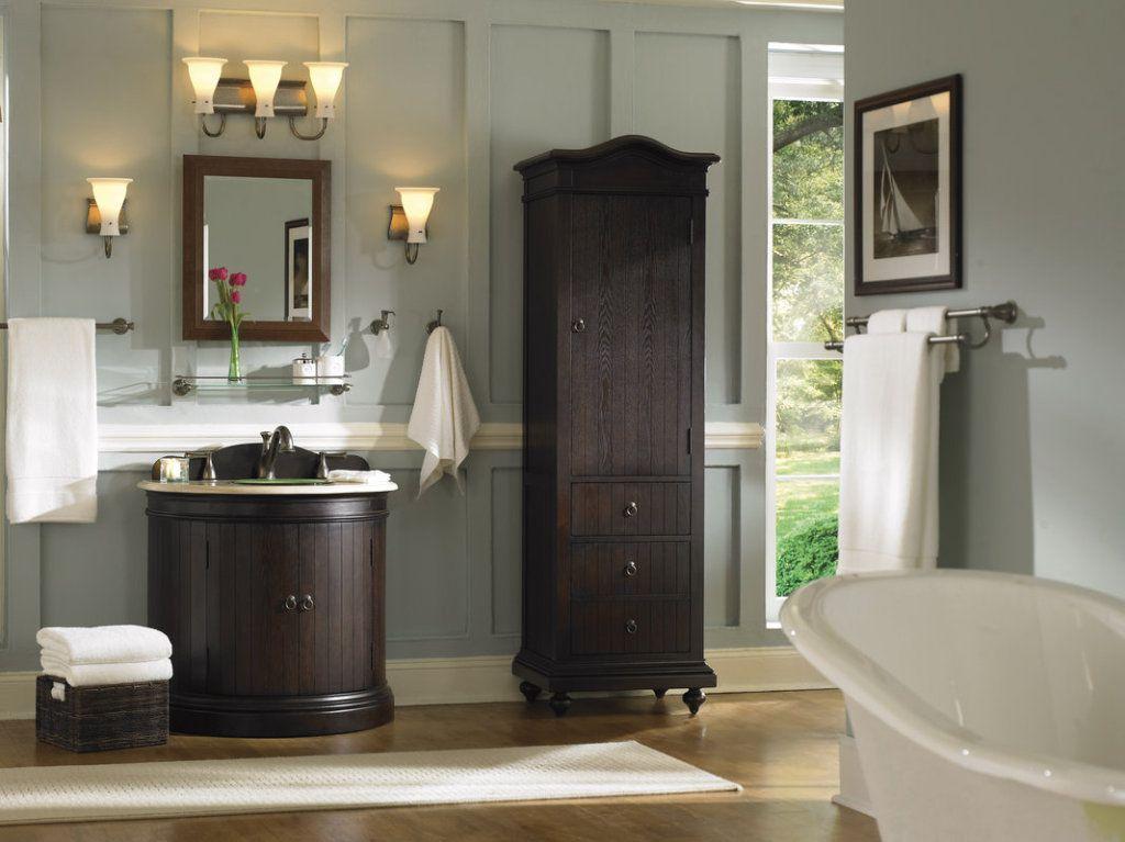 Bathroom Light Sconces In Brushed Nickel Bathroom Pinterest - Bronze bathroom accessories for small bathroom ideas