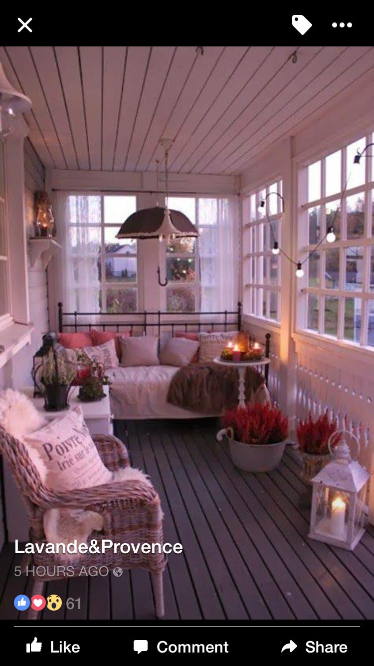 Ideas Enclosed Front Porch