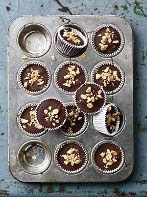Recipes from The Nest - Peanut Butter Cups