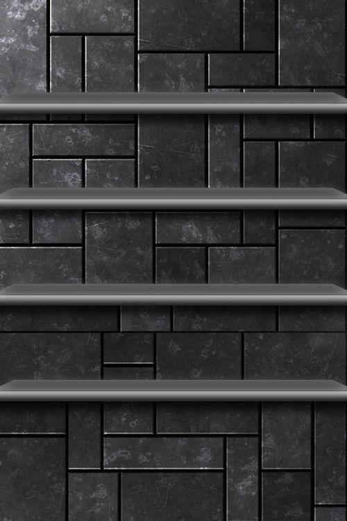 Shelf Apps Iphone 4 Wallpaper 4iphonewallpapers Com In