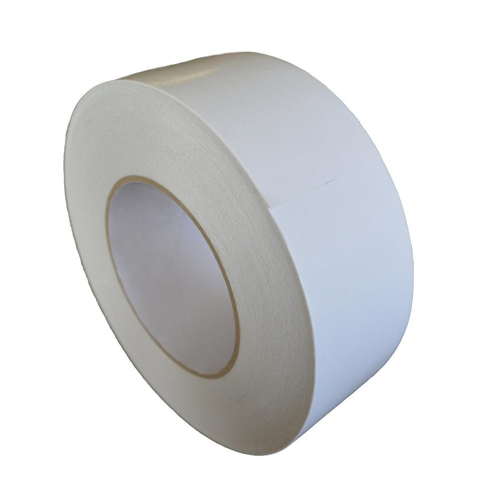 Ottomanson Indoor Outdoor 2 In X 30 Ft Double Sided Carpet Tape Roll Rtp9002 10y Carpet Tape Vinyl Installation Carpet Tiles