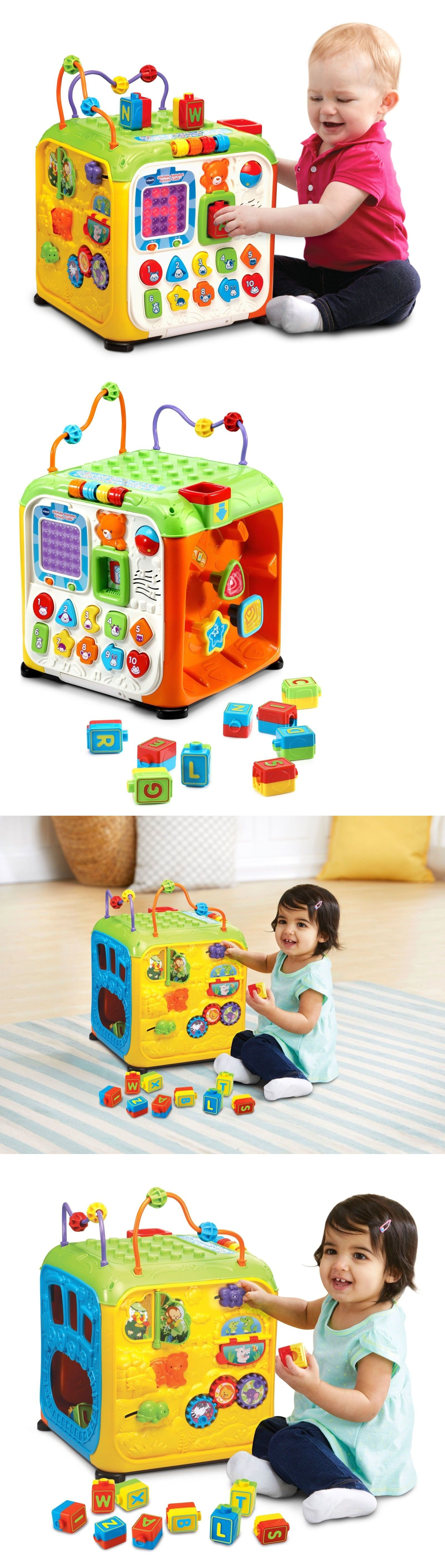 Learning Systems 158695 Vtech Ultimate Alphabet Activity Cube