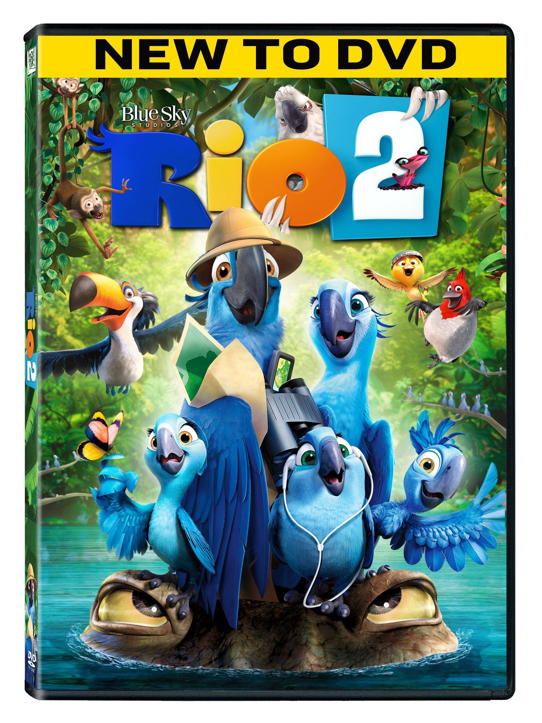 Amazon Com Rio 2 Jesse Eisenberg Anne Hathaway Jemaine Clement Carlos Saldanha Movies Tv Peliculas Infantiles Peliculas Completas Peliculas