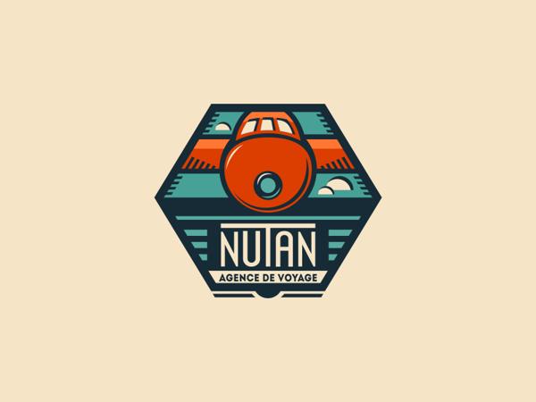 Badge logos on Behance