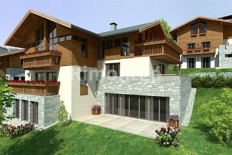 Modern austrian chalets villa en venta en bad gastein for Chalet modern bauen
