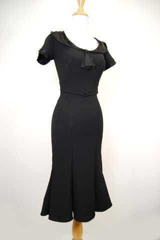 From Red Dress Shoppe: The Stop Staring 1930's Mystere Dress ...