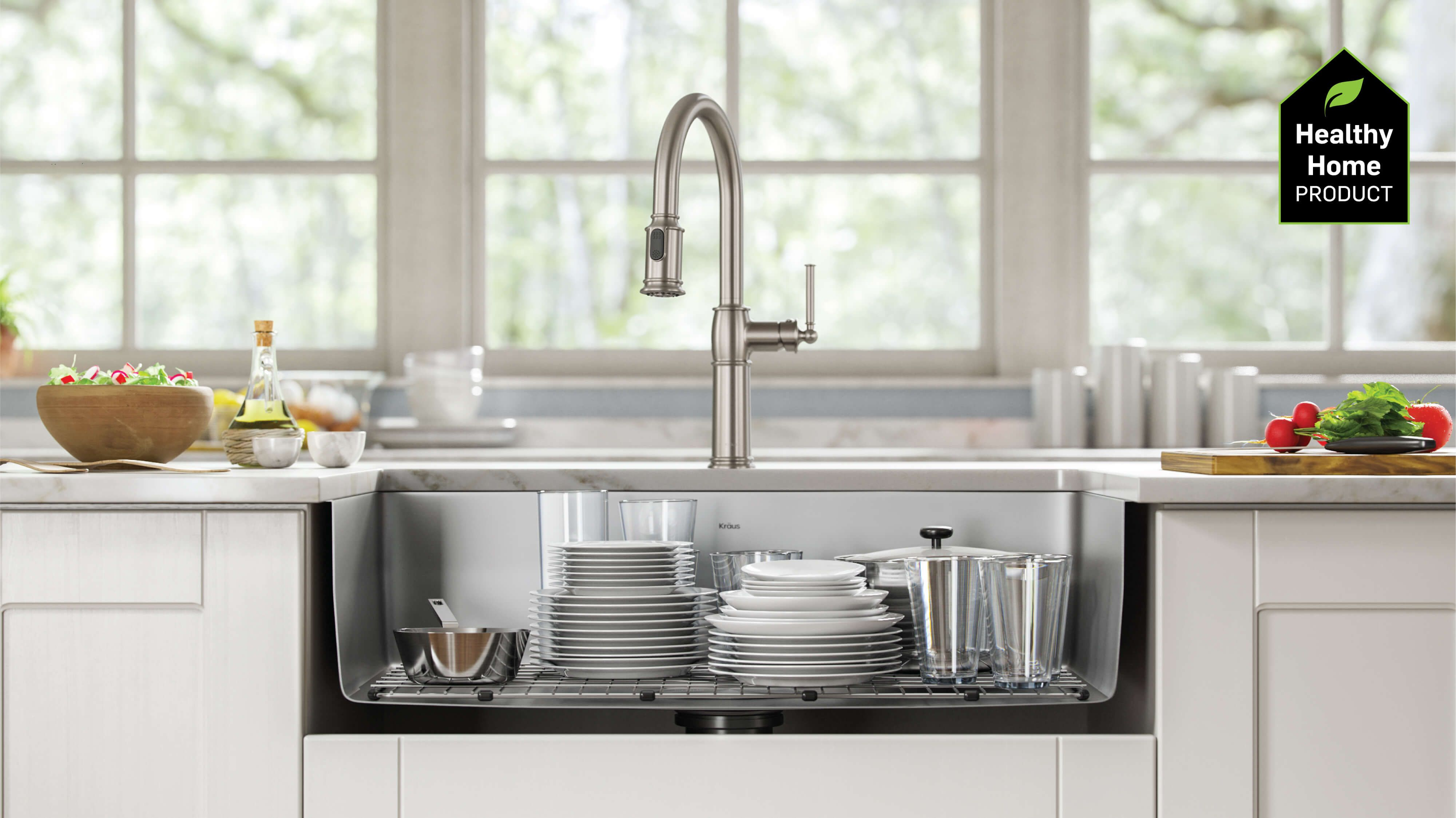 33 Undermount 16 Gauge Antibacterial Stainless Steel Single Bowl Kitchen Sink Single Bowl Kitchen Sink Versatile Kitchen Dish Rack Drying
